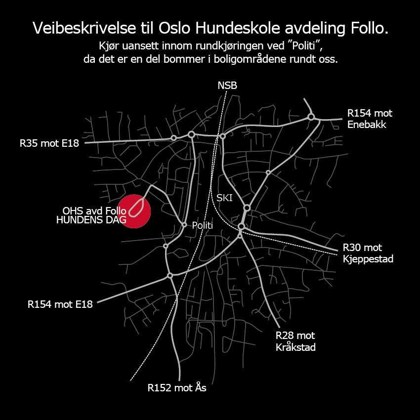 Kart OHS Follo