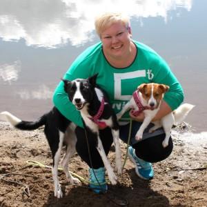 Marianne og hundene